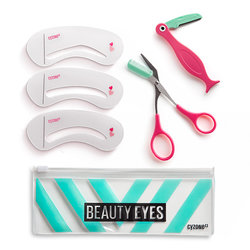 Kit de cejas beauty eyes