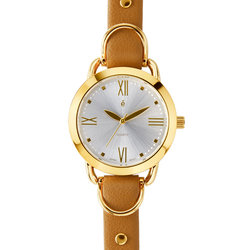 Reloj Brown Gold